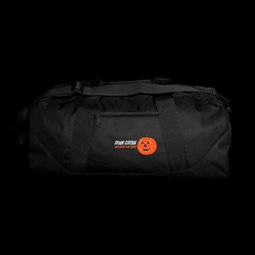 Spook Central, Halloween Year Round - Duffel Bag