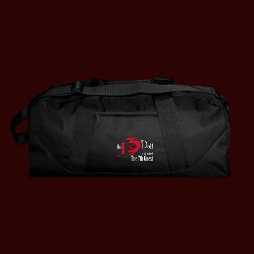 The 13th Doll Logo - Duffel Bag