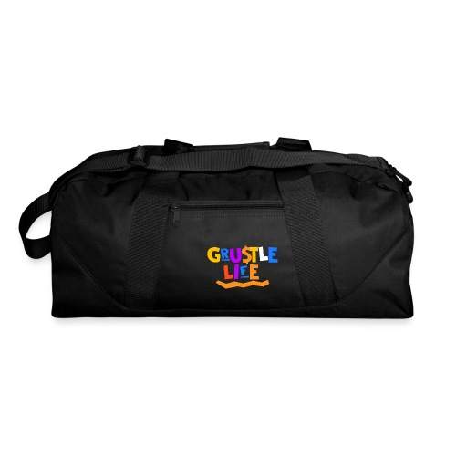 GRUSTLE LIFE MY BROTHER AND ME - Duffel Bag