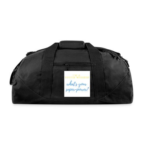 Super Hero - Duffel Bag