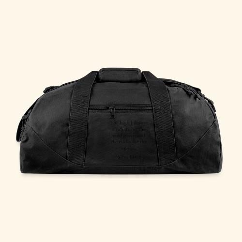 High Hills KJV - Duffel Bag