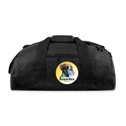 Boxer Rex logo - Duffel Bag