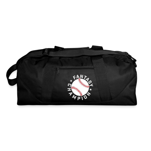 Fantasy Baseball Champion - Duffel Bag