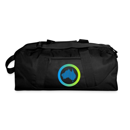 Gradient Symbol Only - Duffel Bag