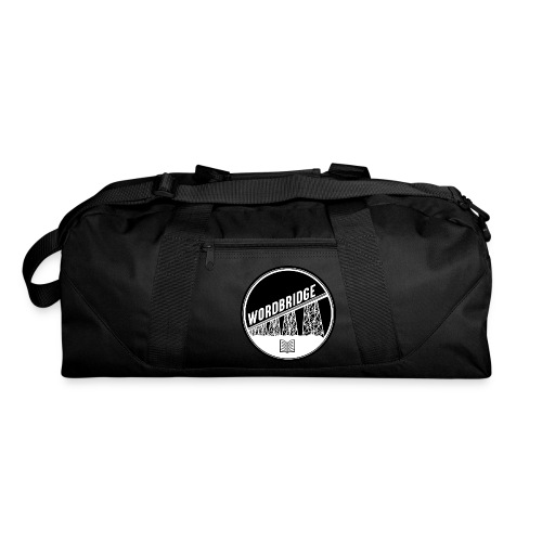 WordBridge Conference Logo - Duffel Bag