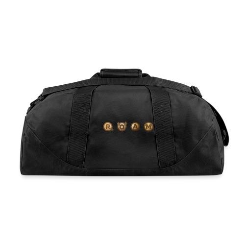 ROAM letters sepia - Duffel Bag