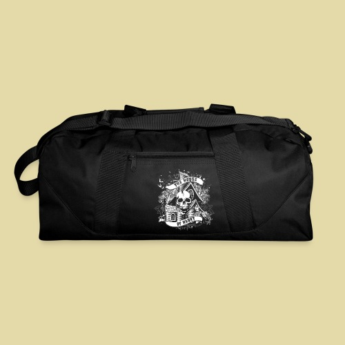 hoh_tshirt_skullhouse - Duffel Bag