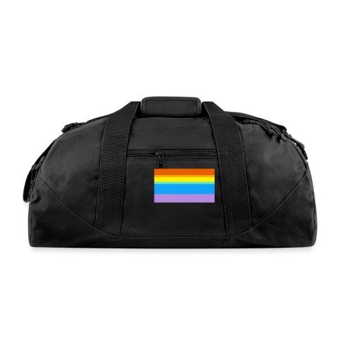 Modern Rainbow II - Duffel Bag