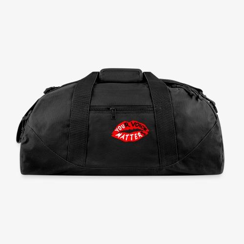 Your Voice Matters - Duffel Bag