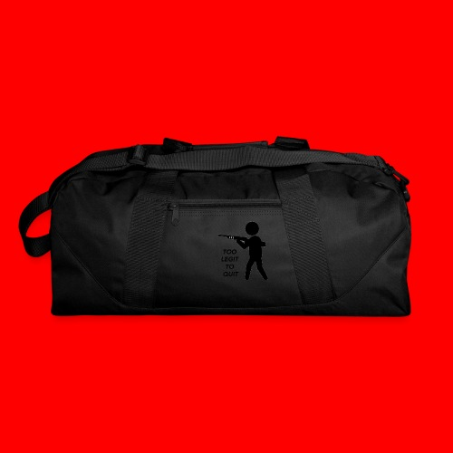 OxyGang: Too Legit To Quit Products - Duffel Bag