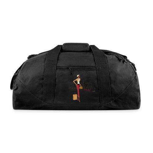 BrowOutfitPNG png - Duffel Bag
