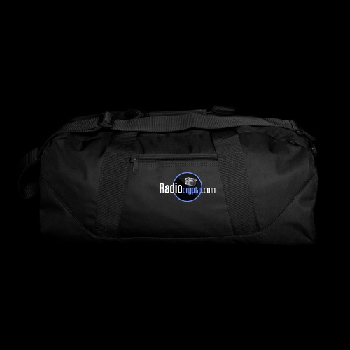 RadioCrypto Logo 1 - Duffel Bag