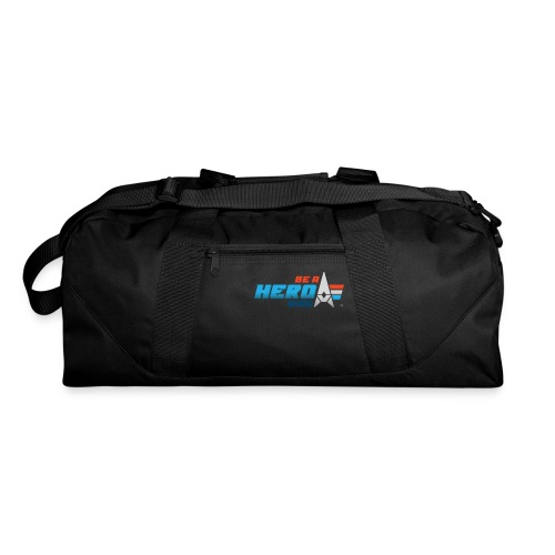 BHK primary full color stylized TM - Duffel Bag