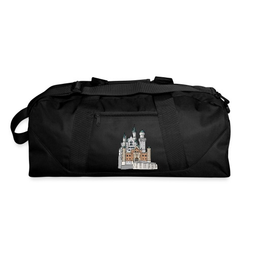 Neuschwanstein Castle, Bavaria - Duffel Bag
