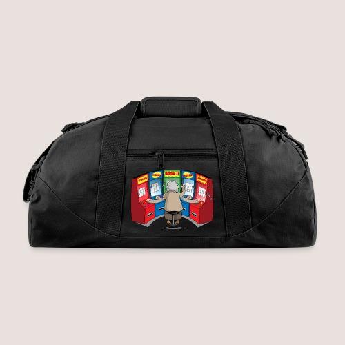 THE GAMBLIN' GRANNY - Duffel Bag