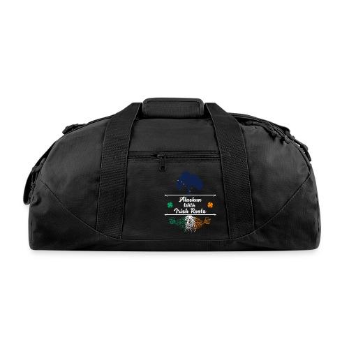 ALASKAN WITH IRISH ROOTS - Duffel Bag