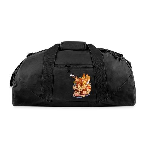 Skull & Refugees - Duffel Bag
