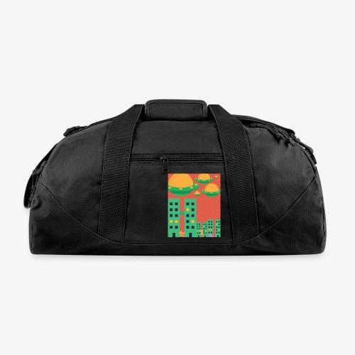 wierd stuff - Duffel Bag