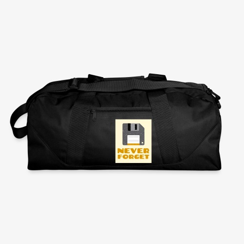 Never Forget - Duffel Bag