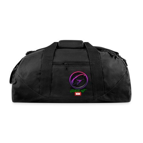 goalie nj logo - Duffel Bag