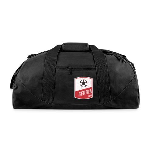 Serbia Team - World Cup - Russia 2018 - Duffel Bag