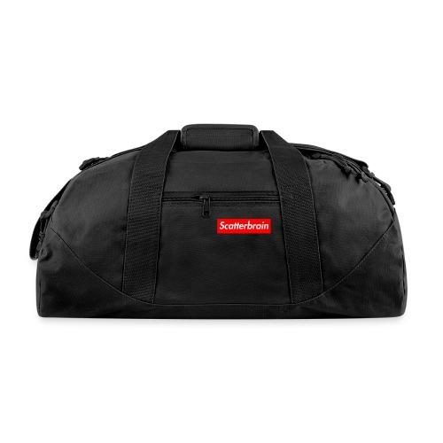 scatterbrain logo - Duffel Bag