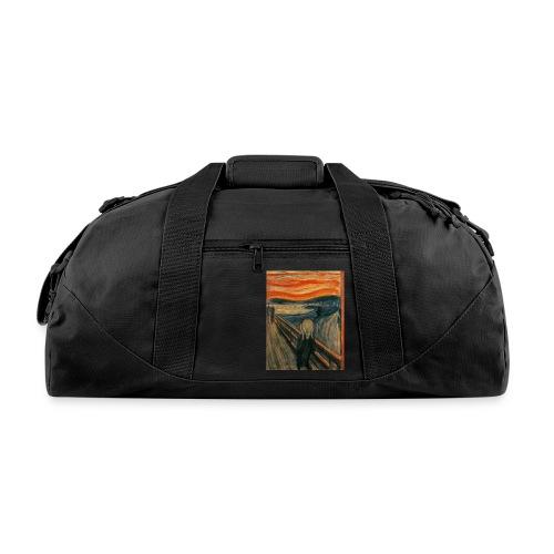 The Scream (Edvard Munch) - Duffel Bag
