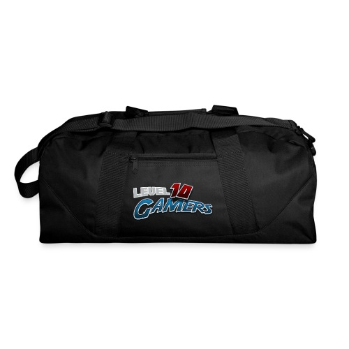 Level10Gamers Logo - Duffel Bag