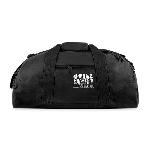 HWR White - Duffel Bag