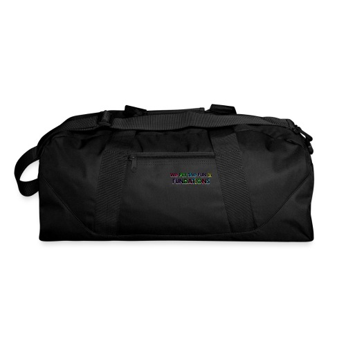 fundations png - Duffel Bag