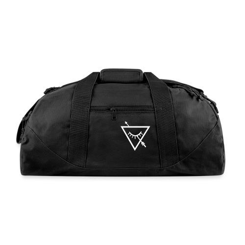 Urban Roots Symbol White - Duffel Bag