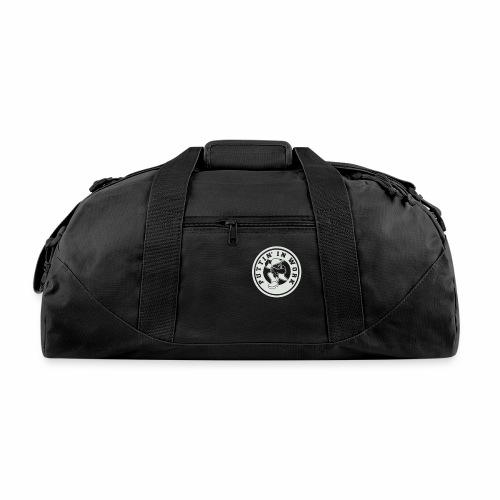 P.I.W White Logo - Duffel Bag