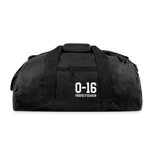 Detroit Lions 0 16 Perfect Season - Duffel Bag