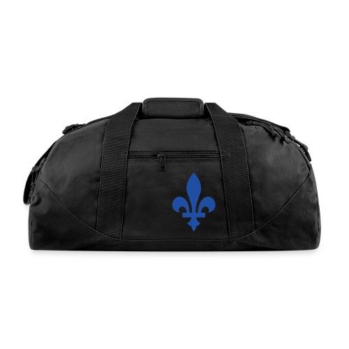2000px Blue fleur de lis2 png - Duffel Bag