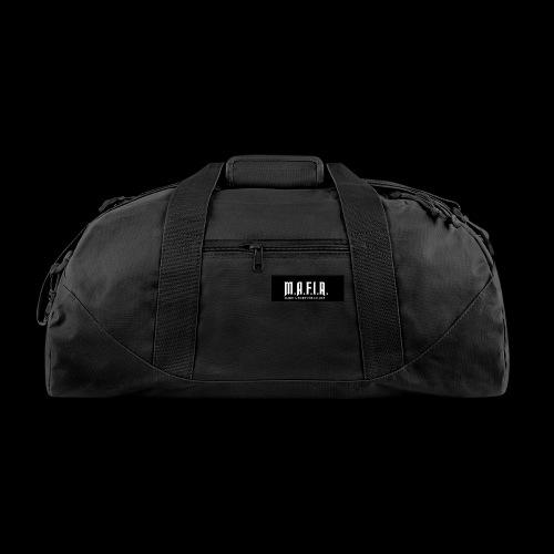Classic Mafia Logo Black - Duffel Bag