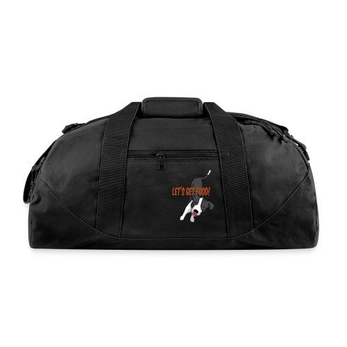 Foodie Dog Border Collie - Duffel Bag