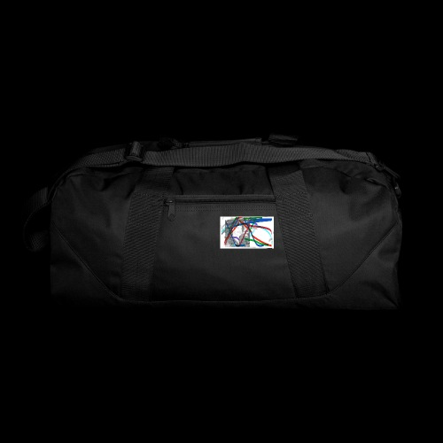 scotts art - Duffel Bag