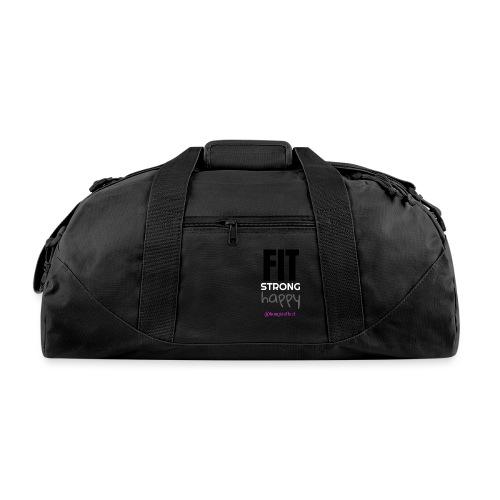 fit strong happy colour - Duffel Bag