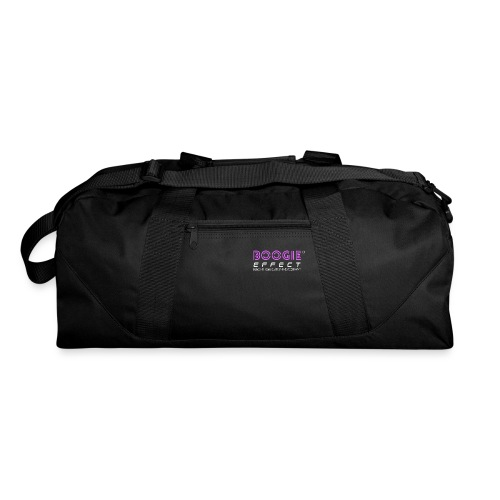 boogie effect fit strong happy logo colour - Duffel Bag