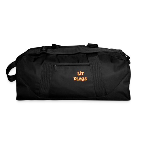Lit Vlogs Glowing - Duffel Bag