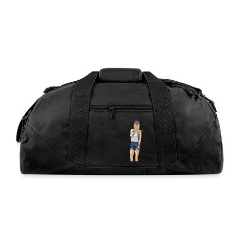 Gina Character Design - Duffel Bag