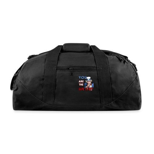 YOU Are The Gun Lobby - Duffel Bag