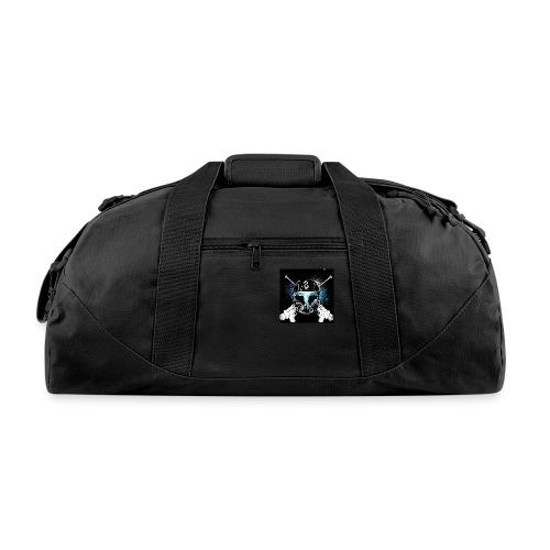 masked guns - Duffel Bag