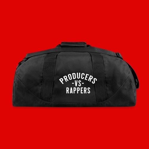 PRODUCERS -VS- RAPPERS (BLKWRDS) BY SHAWTYREDD - Duffel Bag