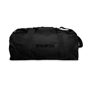STARFOX Text - Duffel Bag