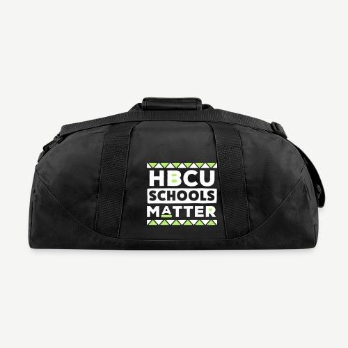 HBCU Schools Matter - Duffel Bag
