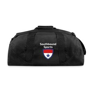 The Southbound Sports Shield Logo. - Duffel Bag