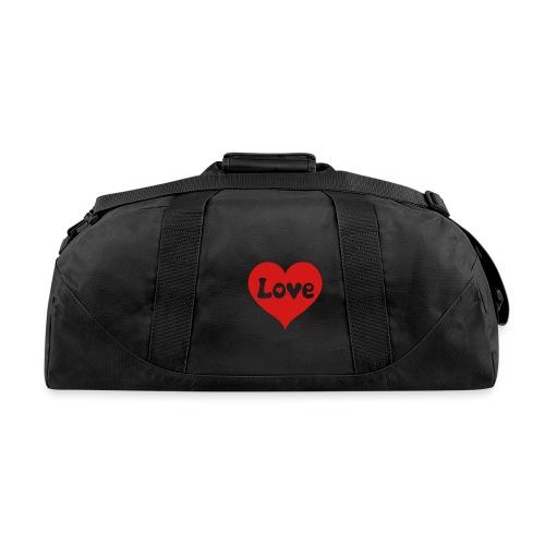 Love Heart - Duffel Bag