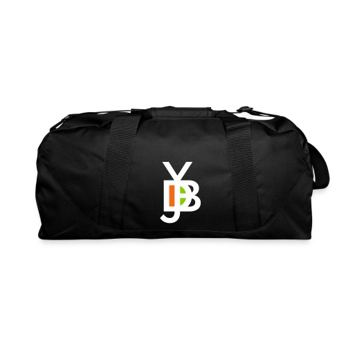 Jybd white 3 color - Duffel Bag