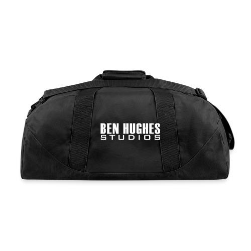 Ben Hughes LOGO png - Duffel Bag